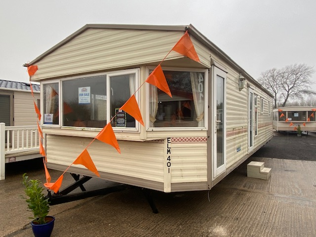 Westbrook Tahiti 36ft X 12ft DOUBLE GLAZED + PITCHED TILED ROOF