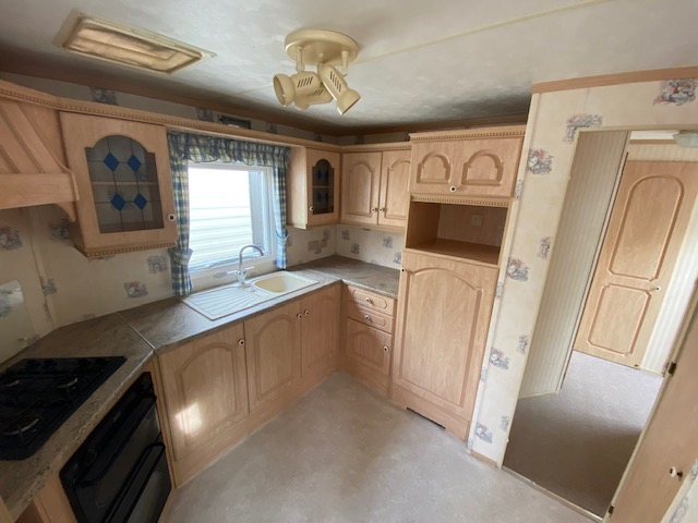Willerby Canterbury 37ft X 12ft DOUBLE GLAZED