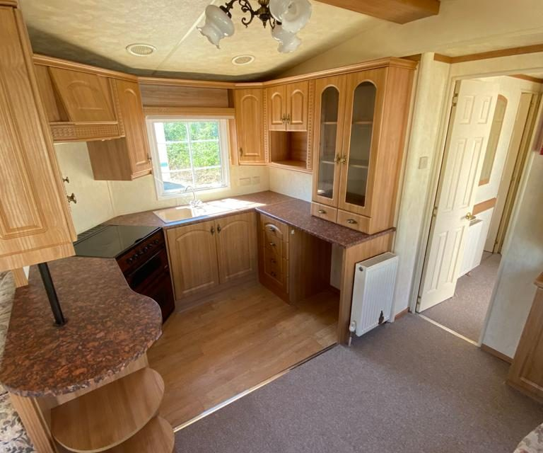 Willerby Granada 35ft X 12ft DOUBLE GLAZED & CENTRAL HEATING