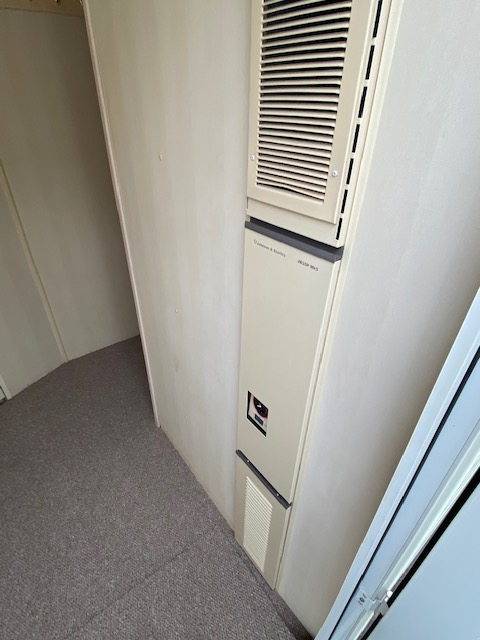 Atlas Everglade Super 35ft X 12ft DOUBLE GLAZED & GAS BLOW AIR CENTRAL HEATING