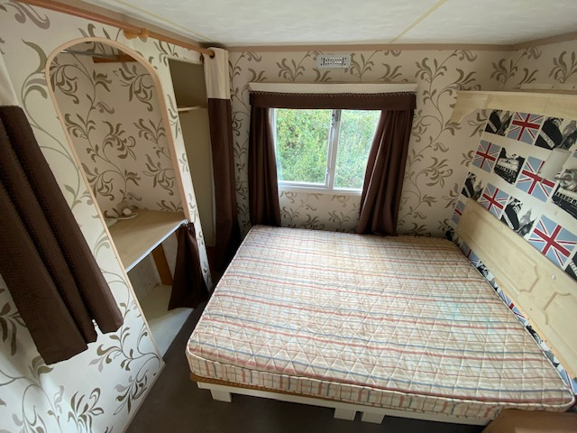 Willerby Super Warm 37ft X 12ft DOUBLE GLAZED & GAS CENTRAL HEATING