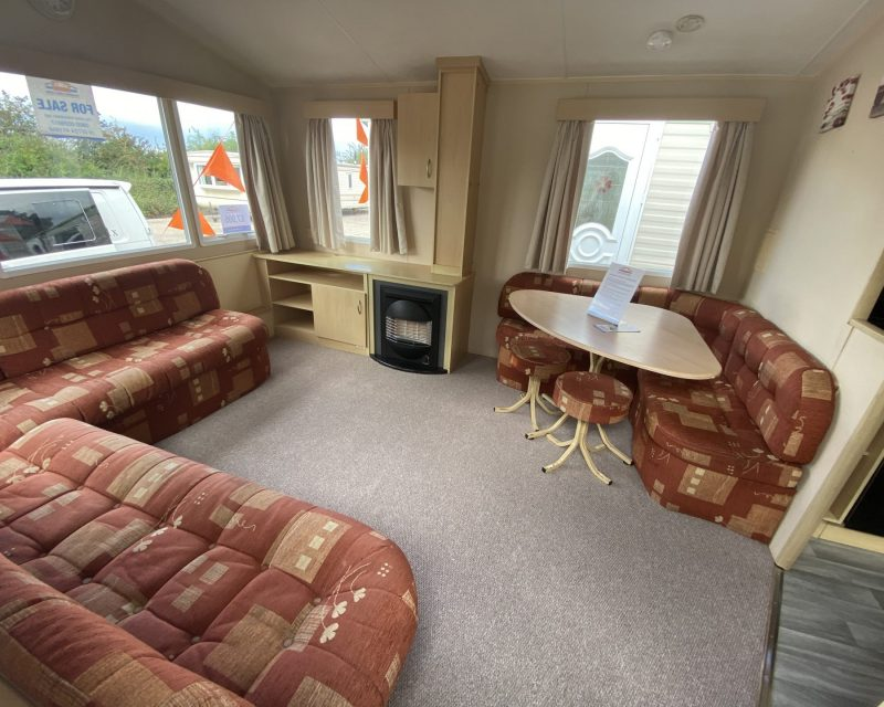 Willerby Herald 35ft X 10ft