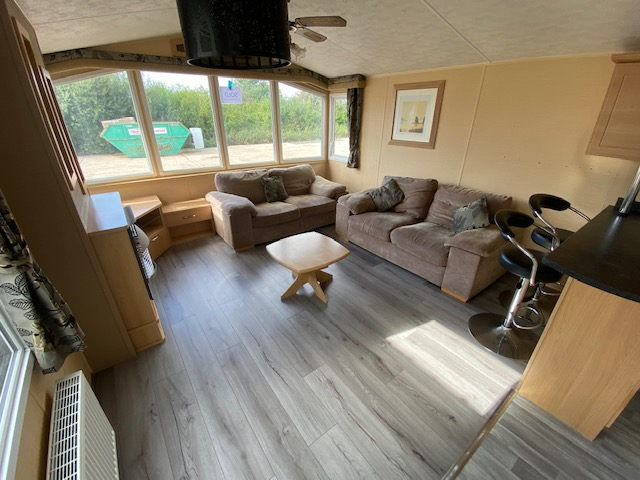 Willerby Granada 38ft X 12ft DOUBLE GLAZED & CENTRAL HEATING