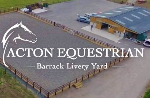 Acton equestrian at barrack livery yard