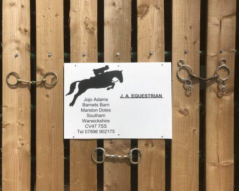 JA Equestrian