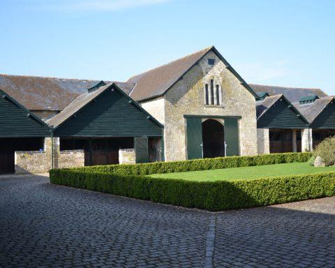 Manor Farm Livery Teffont