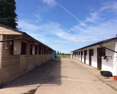 Stables To Let In Blackrod