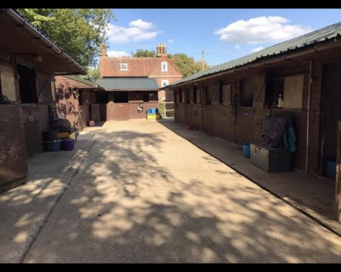 Leybourne Grange – Livery and Riding Centre for the Disabled