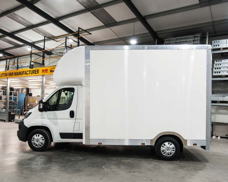 Fiat LittleMAX 3.5M x 2.7M Wide-Trak High Roof