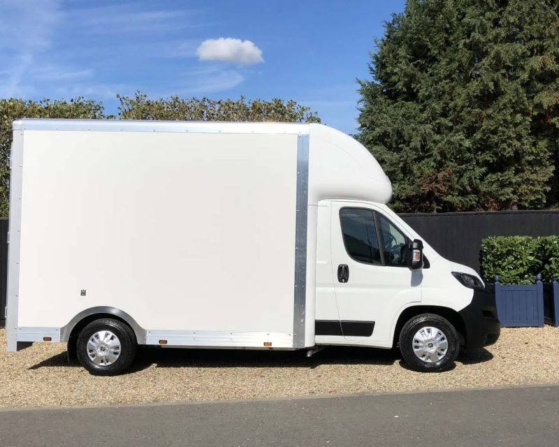 Fiat LittleMAX 3.5M x 2.5M Wide-Trak High Roof