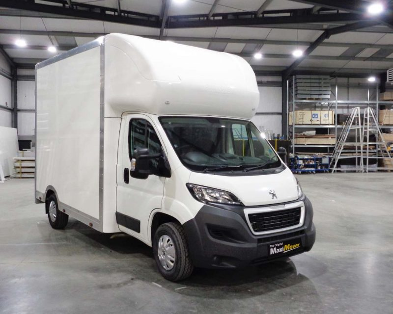 Peugeot LittleMAX 3.5M x 2.7M Extra High Roof