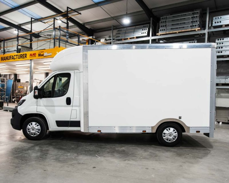 Fiat Grafter 4.1M x 2.3M Medium Roof