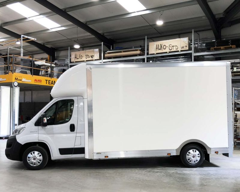 Peugeot CityMAX 4.1M x 2.5M High Roof
