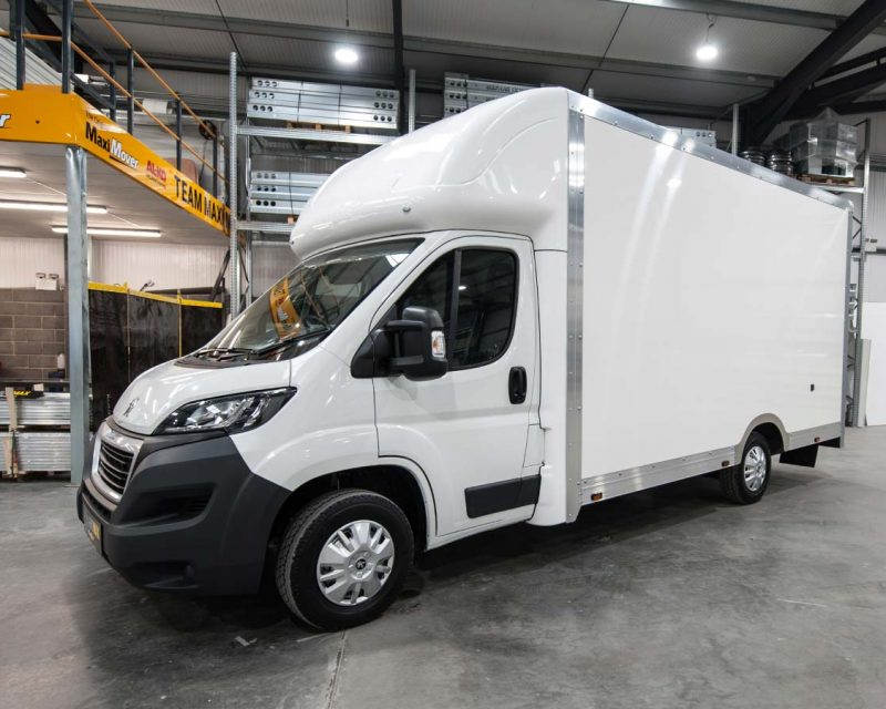 Peugeot JumboMAX 4.5M x 2.5M High Roof