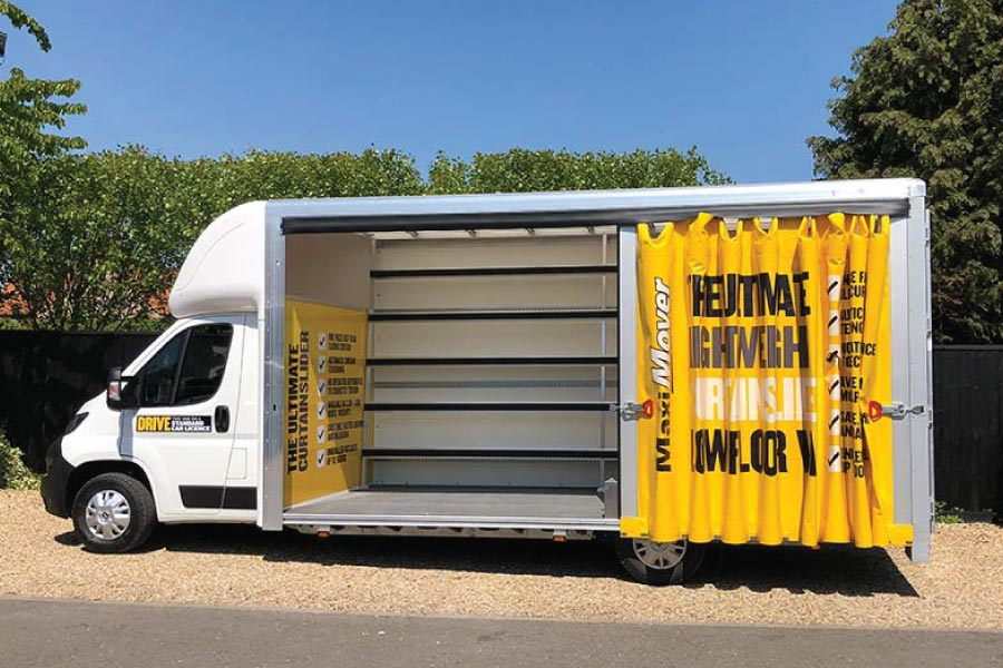 GiantMAX Curtainsider