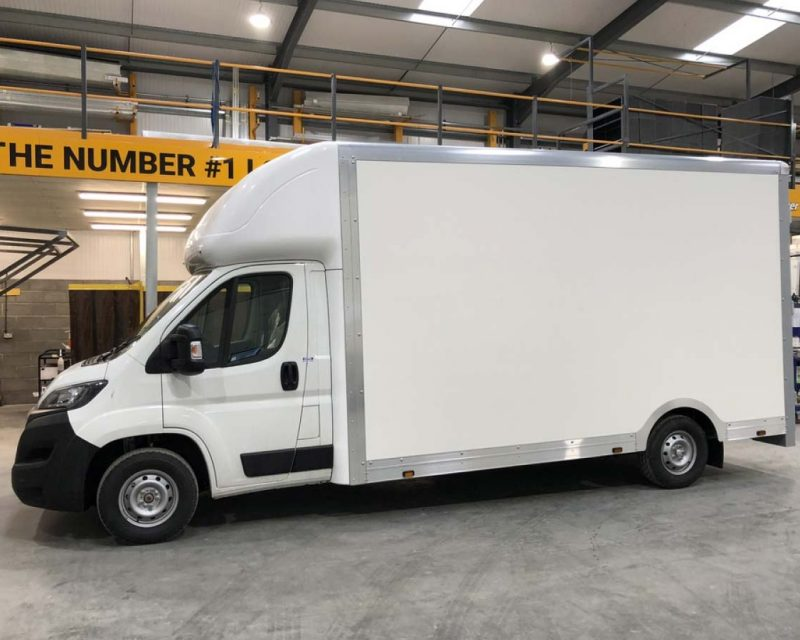 Peugeot HGVMAX 4.1M x 2.5M Extra-High Roof
