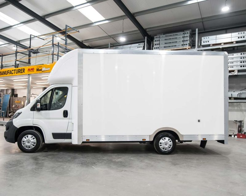 Citroen Relay ENTERPRISE 4.5M x 2.7M Extra-High Roof