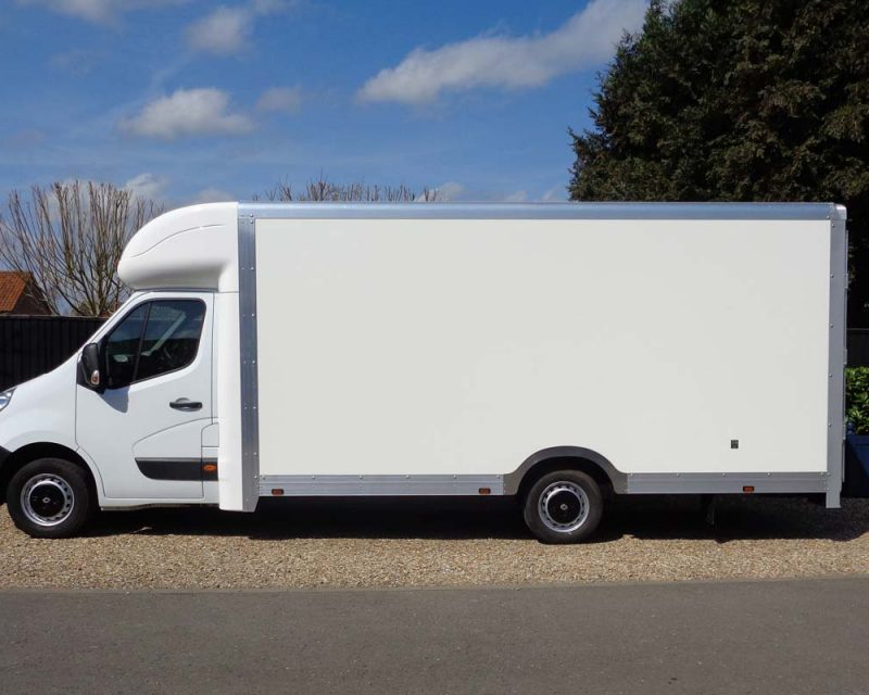 Renault Master ENTERPRISE 5.0M x 2.3M Medium Roof