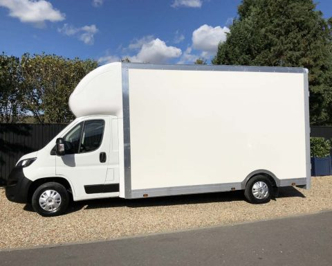 Fiat JumboMAX 4.5M x 2.7M Wide-Trak High Roof
