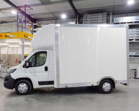 Fiat LittleMAX 3.5M x 2.7M Extra High Roof