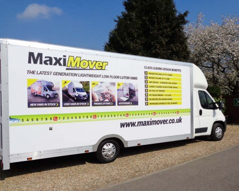 Fiat GiantMAX 5.6M x 2.5M High Roof