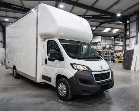 Peugeot BigMAX 5.1M x 2.9M Wide-Trak XX-High Roof