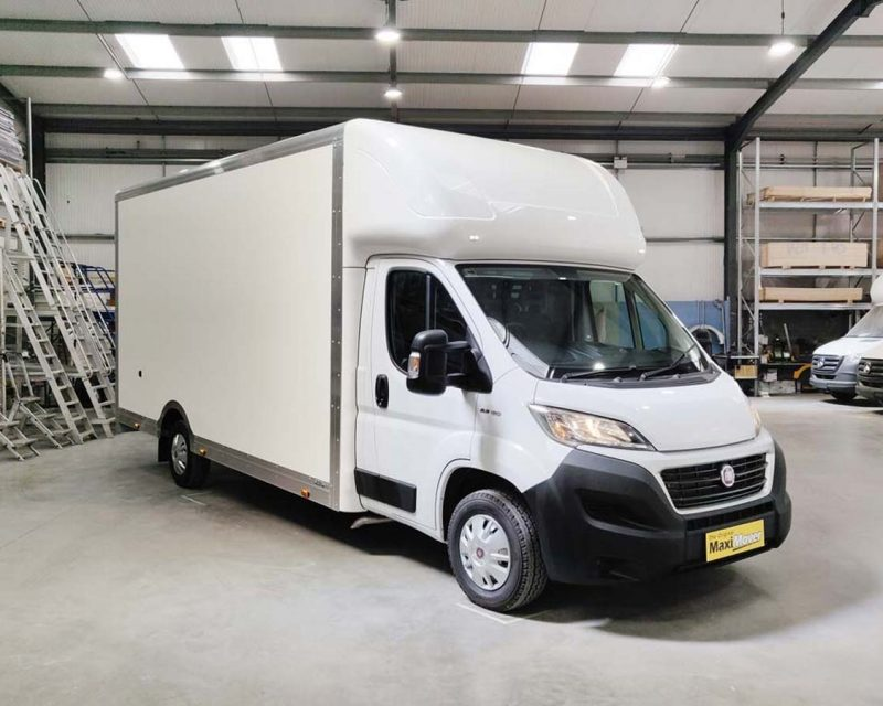 Fiat BigMAX 5.1M x 2.5M High Roof