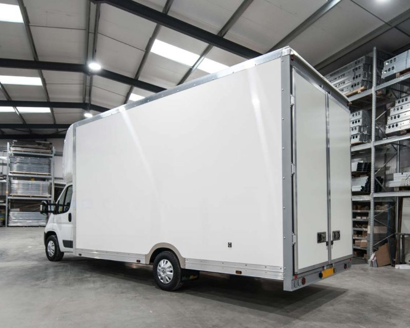 Fiat BigMAX 5.1M x 2.9M Wide-Trak XX-High Roof