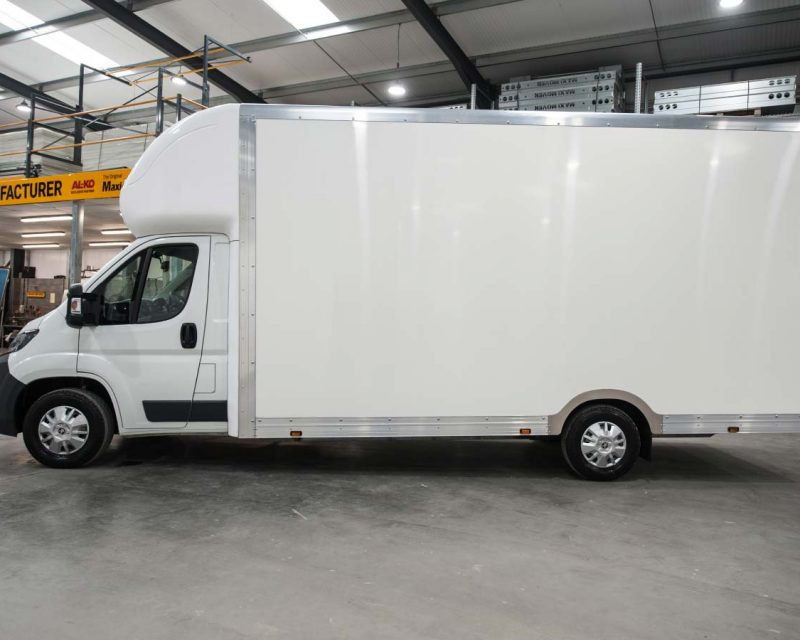Fiat BigMAX 5.1M x 2.7M Wide-Trak Extra-High Roof