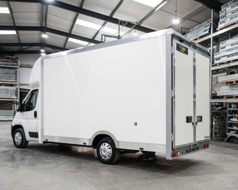 Fiat JumboMAX 4.5M x 2.5M Wide-Trak High Roof