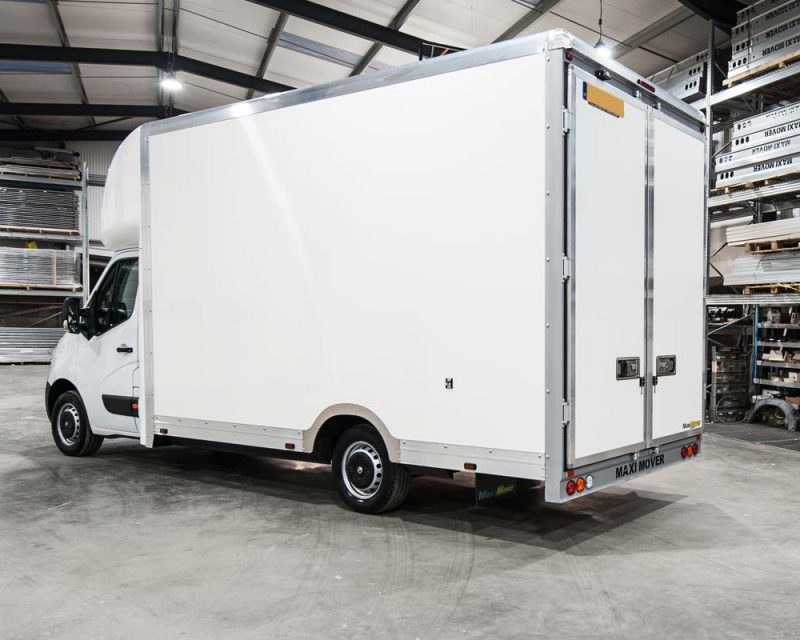 Renault Master ENTERPRISE 4.5M x 2.7M Extra-High Roof