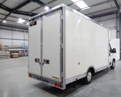 Fiat JumboMAX 4.5M x 2.5M High Roof