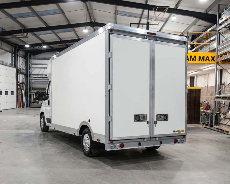 Peugeot JumboMAX 4.5M x 2.3M High Roof