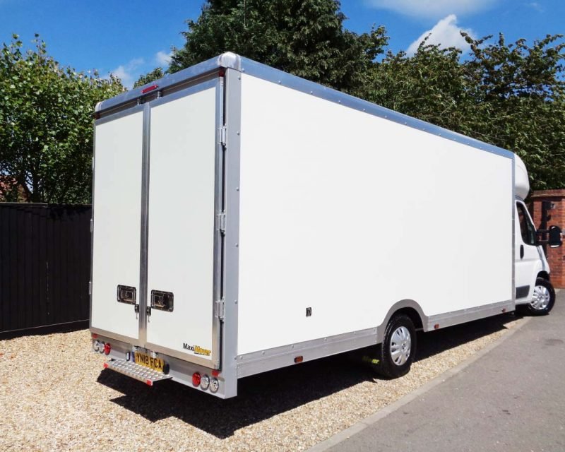 Fiat BigMAX 5.1M x 2.3M Medium Roof