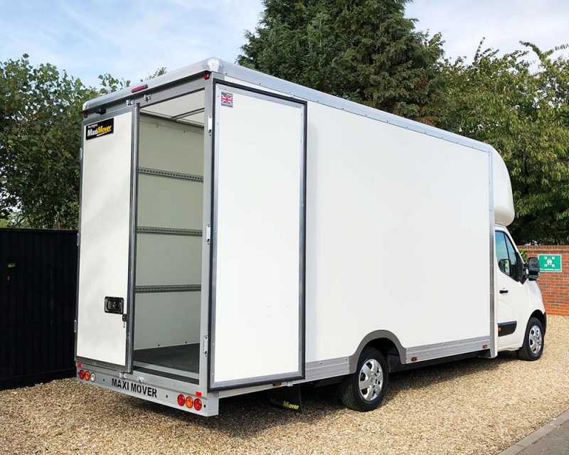 Renault Master ENTERPRISE 5.0M x 2.7M Extra-High Roof