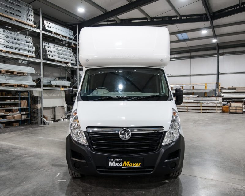 Vauxhall Movano 4.5M x 2.3M Enterprise