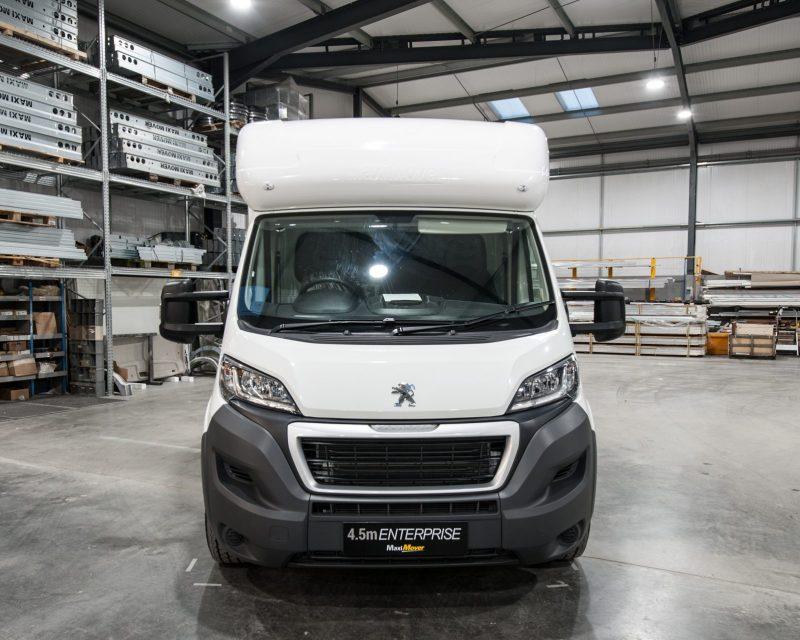 Peugeot Boxer 4.5M x 2.5M Enterprise