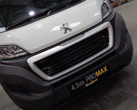 Peugeot Boxer 4.5M x 2.7M Enterprise