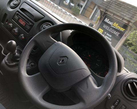 Renault 5.0M Enterprise.