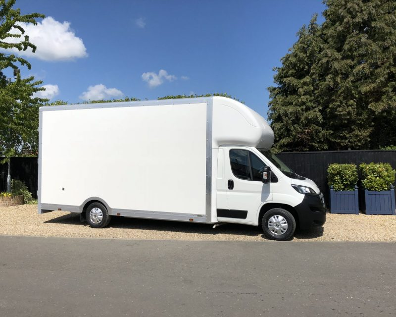 Peugeot Boxer ENTERPRISE 4.8M x 2.7M Extra-High Roof