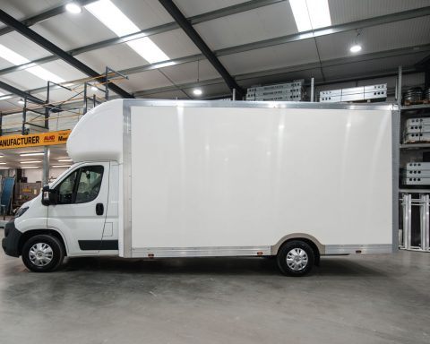Fiat BigMAX 5.1M x 2.7M Extra-High Roof