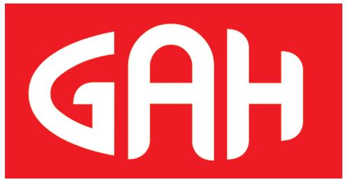 GAH Logo Logo