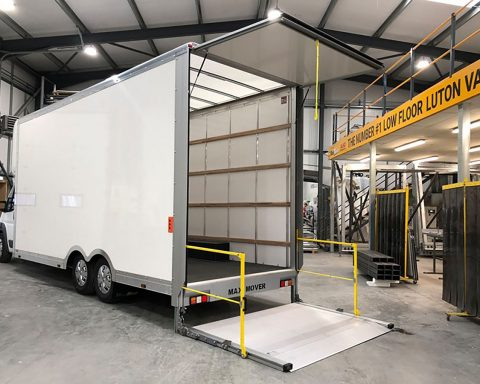 Peugeot HGVMAX 6.4M x 2.9M Extra-Extra-High Roof