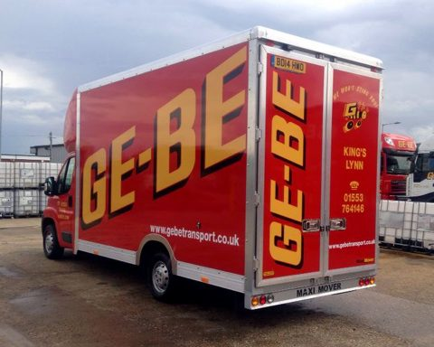 Ge-Be Transport
