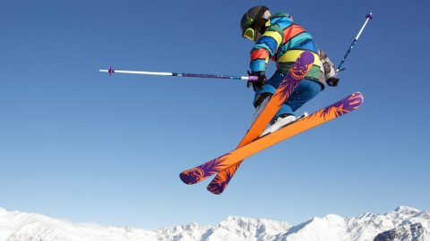 The Best Ski Runs in Chatel