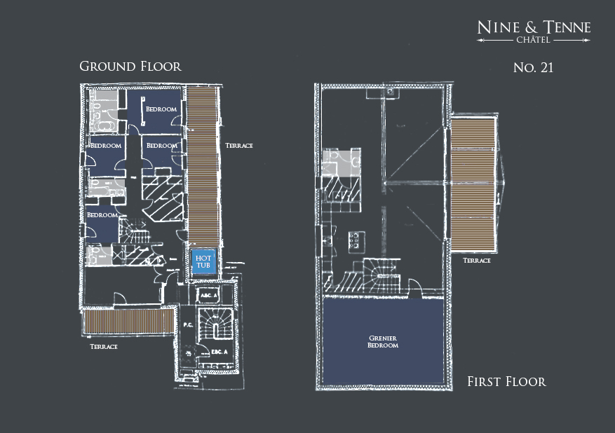 no. 21 Floorplan