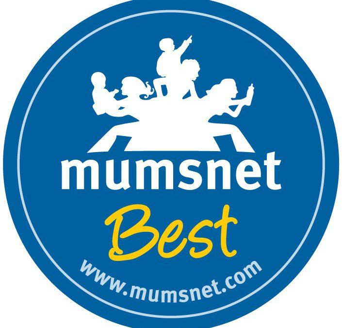 Mumsnet Best Award