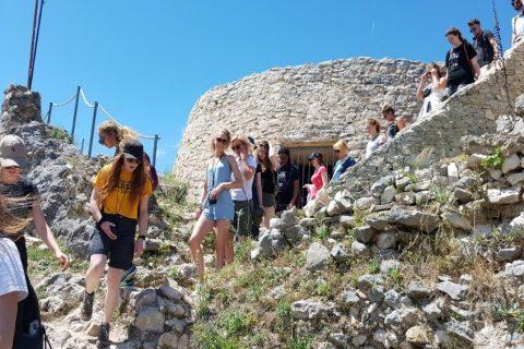 Croatia – Opwall in Skradin (Week 1)