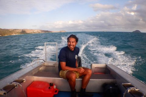 Honduras – Are we contributing to noise pollution when we dive on coral reefs?