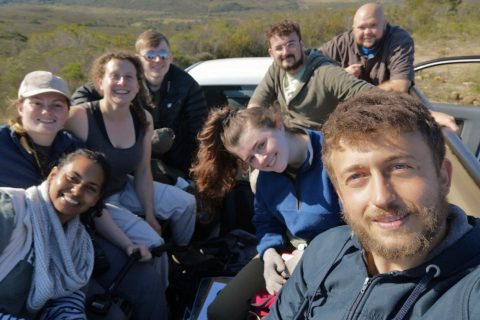 Gondwana Game Reserve – A dream come true for a dissertation student